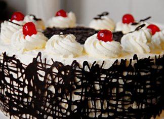 jak ozdobić tort