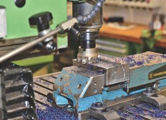 Produkcja przyrządów mocujących dla maszyn i urządzeń specjalnego przeznaczenia