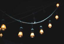 oświetlenie w pokoju